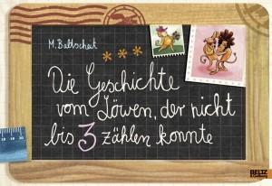 Cover_Baltscheit - Geschichte vom Löwen, der nicht bis 3 zählen konnte