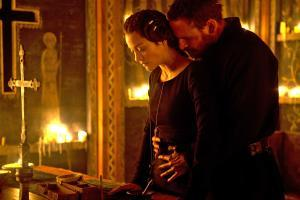 Lady Macbeth (Marion Cotillard) und Macbeth (Michael Fassbender)