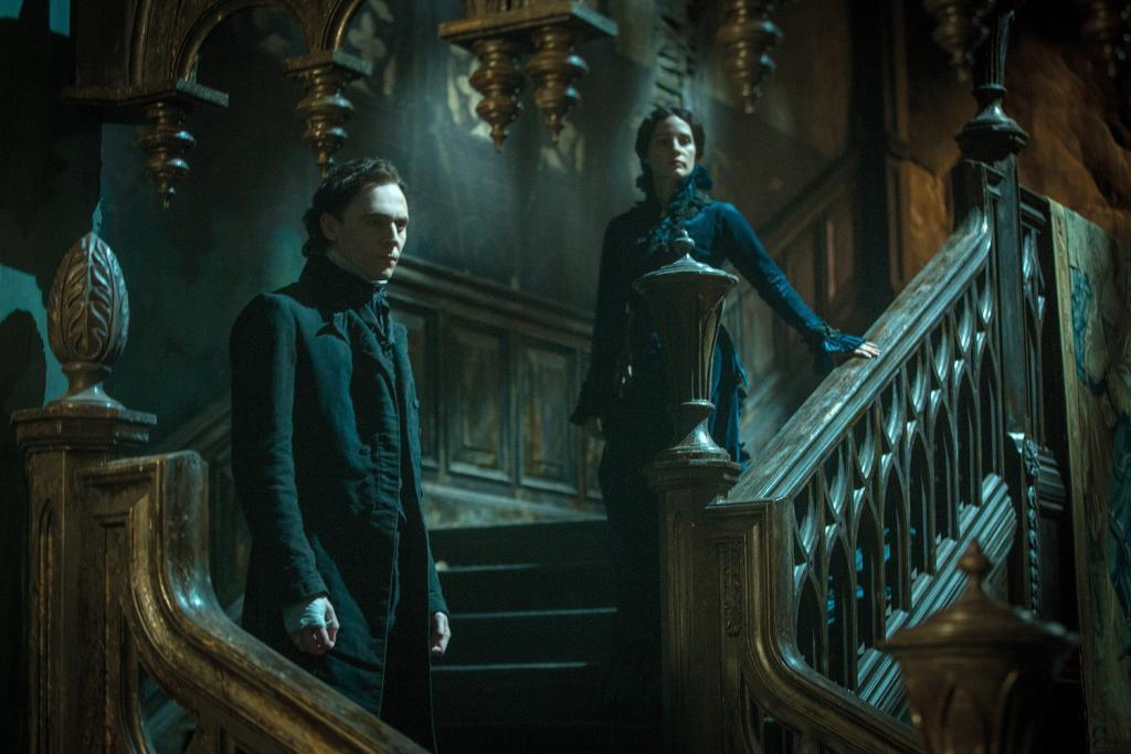 """Crimson Peak"" auf DVD & Blu-ray (Universal Pictures)"