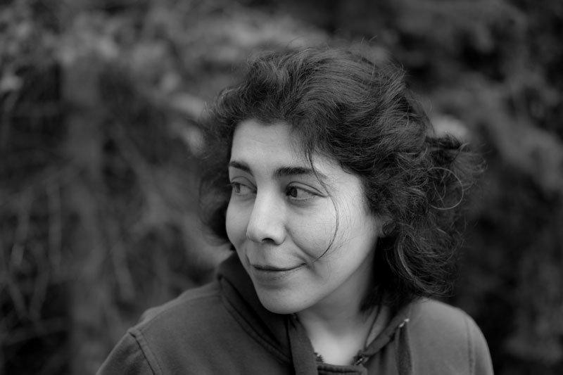 Ayeda Alavie, Autorin und Übersetzerin - Wir in der Zukunft (Foto: privat)