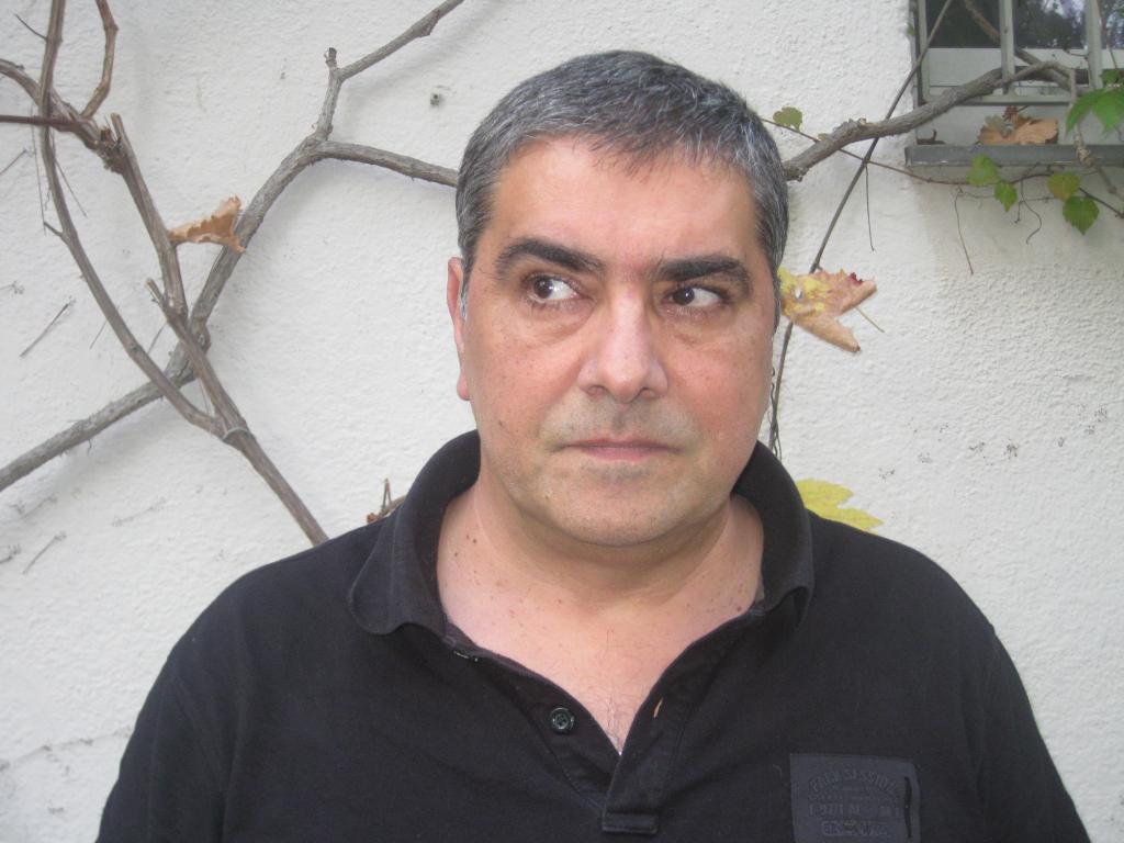 Jovan Nikolić (Foto: Vera Reckhaus)