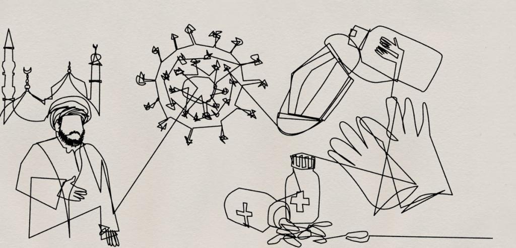 Wir in der Zukunft: 41 Minuten Iran - ein Film von Ayeda Alavie und Martin Pflanzer - Visionen und Zukunft des Irans angesichts der Corona-Pandemie