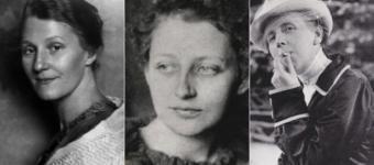 Frauen und Erinnerungskultur   #femaleheritage: Lena Christ, Franziska zu Reventlow, Annette Kolb. Quelle: Münchner Stadtbibliothek/Monacensia