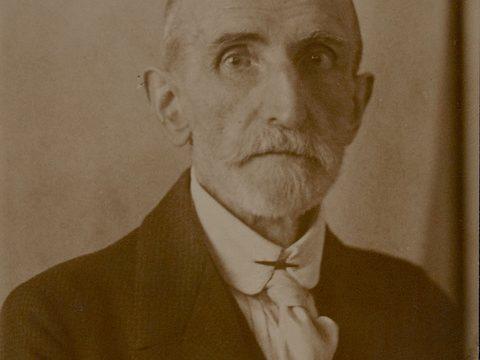 Porträtfoto von Edgar Steiger: Münchner Stadtbibliothek / Monacensia