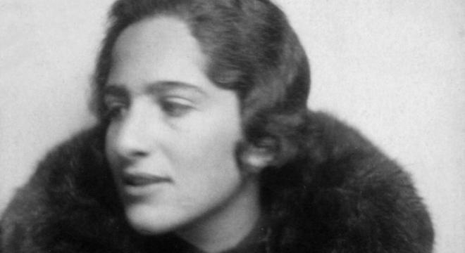 """Grete Weil: """"Ohne Erinnerung kein Schreiben"""" aus Generationen. Blogparade #femaleheritage und Gedächtnis mit Schlagseite. Foto: Monacensia / Münchner Stadtbibliothek"""
