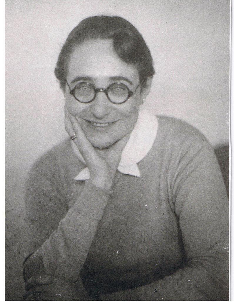 Gabriele Tergit, 1926 / Copyright: Jens Brüning