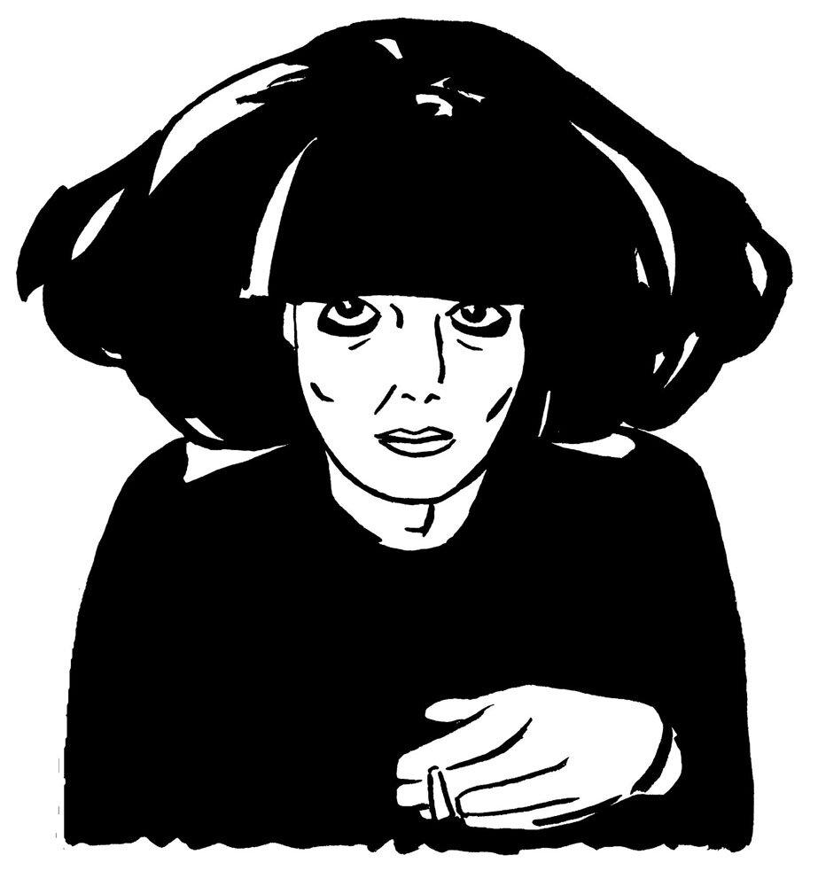 Gisela Elsner nach Oliver Grajewski #femaleheritage