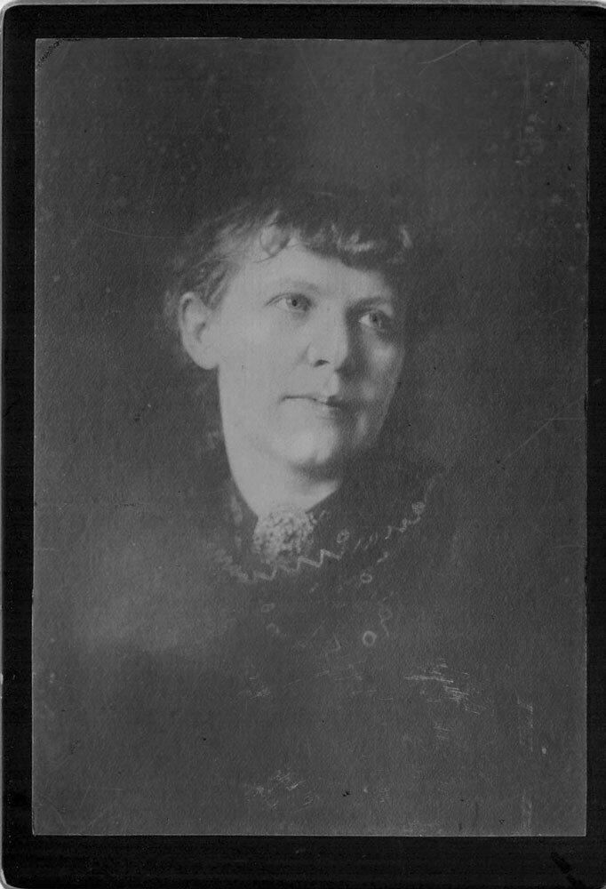 Helene Böhlau, um 1883. #femaleheritage