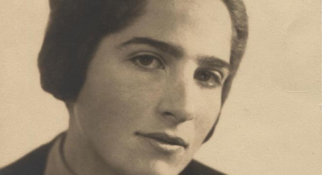 Grete Weil, ca. 1931