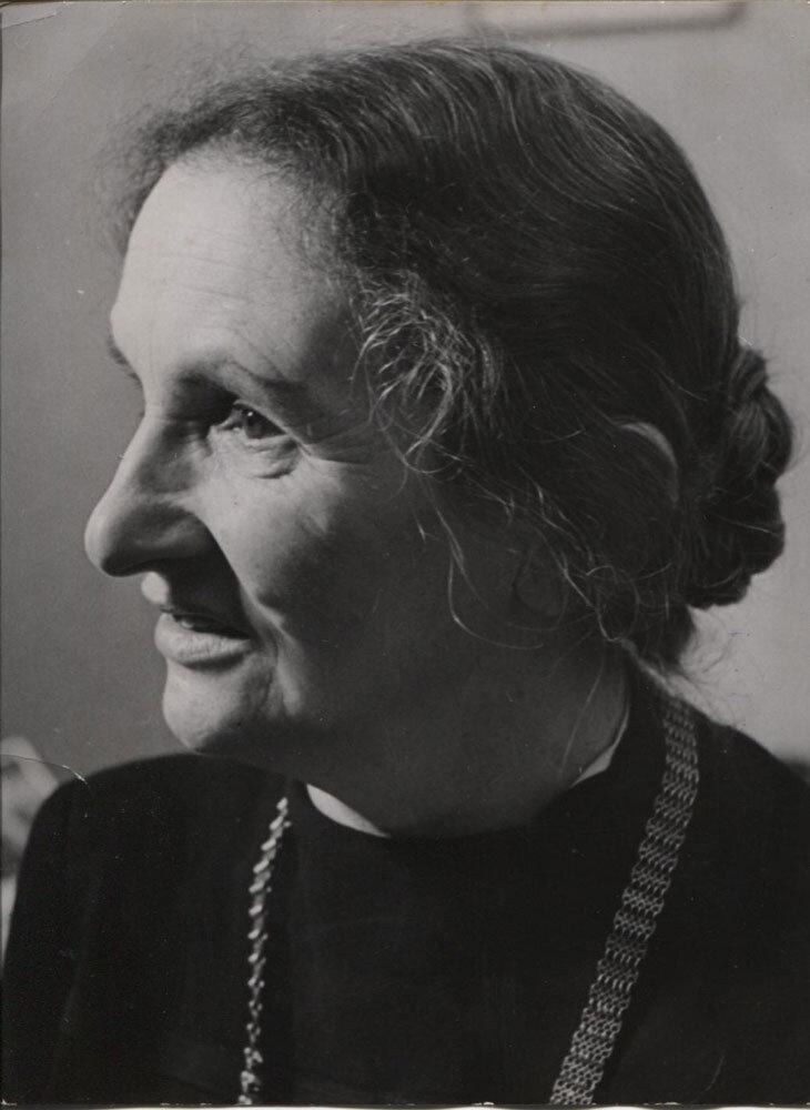 Regina Ullmann, Foto: NLRU, Monacensia