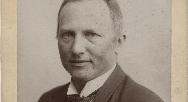 Oskar Panizza, Quelle: Münchner Stadtbibliothek / Monacensia